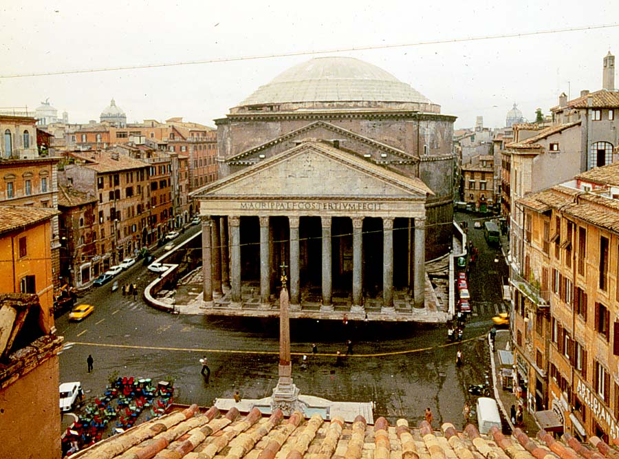 Roman Architecture Pantheon pantheon - ancient rome architecture